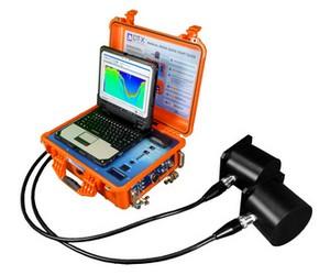 Sondeur pour détection objets dans colonne d'eau DT-X