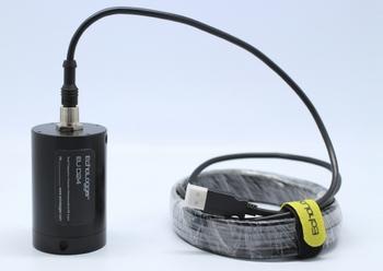 Mini Sondeur de bathymétrie Dual Frequence USB ou Série EU D24