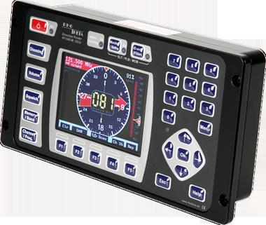 Gonio VHF UHF Sarsat Cospas