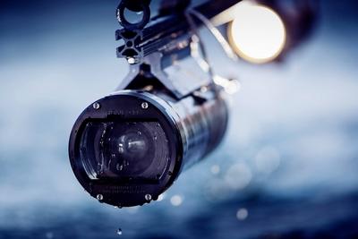 Caméra haute définition control temps-réel